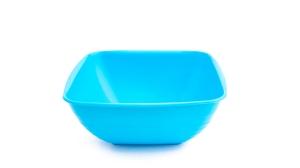 """alt=""""Blue plastic bowl"""""""